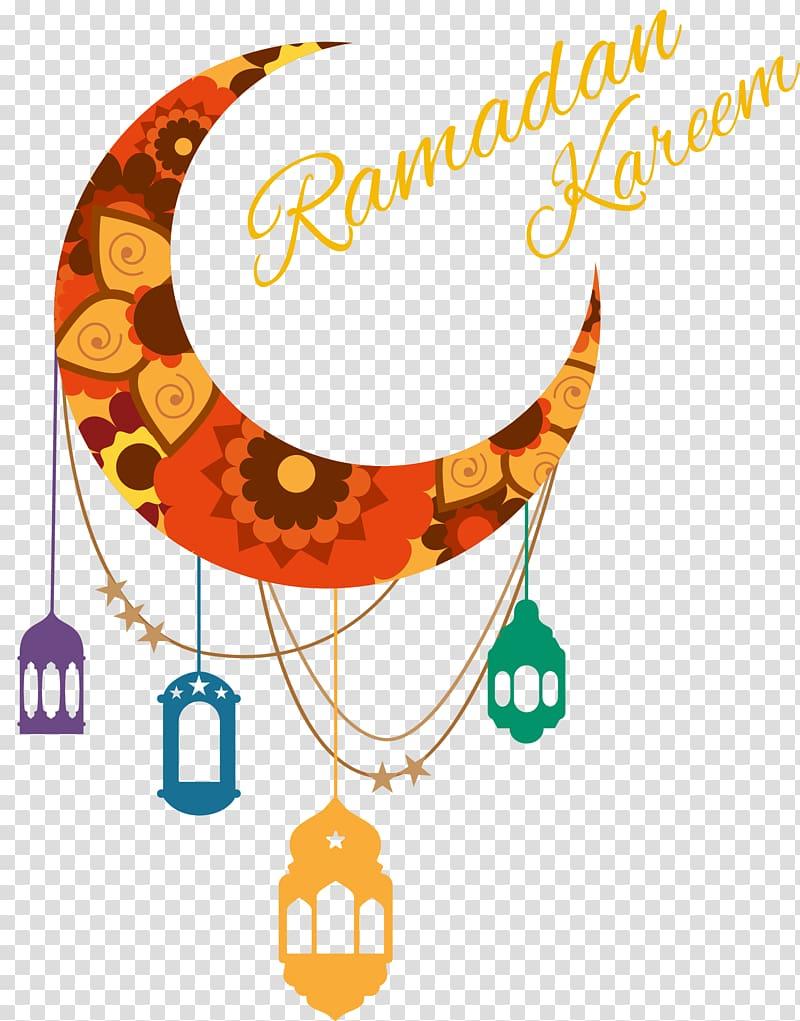 Ilustrasi Islam Ramadhan, festival Halloween Kreatif, Ramadhan Kareem PNG clipart
