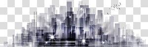 ilustrasi gedung bertingkat, File Gedung Kota Komputer, kota PNG clipart