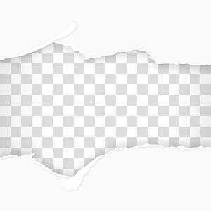 File Komputer Kertas, Bahan latar belakang kertas sobek png