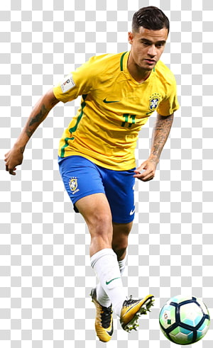 Philippe Coutinho Tim sepak bola nasional Brasil FC Barcelona Liverpool F.C.Pemain sepak bola, brazil, Neymar Jr bermain sepak bola png
