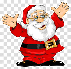 Santa Claus Village Santa Claus House Hadiah Natal, Santa Claus, ilustrasi Santa Claus png