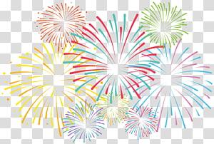 Kembang api, kembang api, ilustrasi kembang api PNG clipart