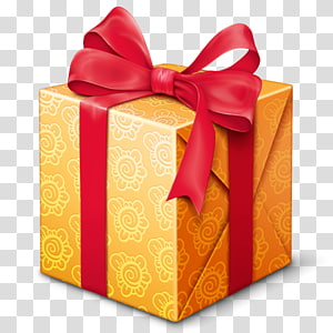 kartu hadiah coklat dan merah, Ikon Kotak Hadiah, hadiah png