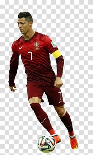Cristiano Ronaldo Tim nasional sepak bola Portugal Pemain sepak bola Real Madrid C.F, lionel messi, pria yang bermain sepak bola png