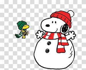 Snoopy Charlie Brown Wood Shermy Linus van Pelt, manusia salju png