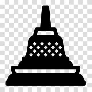bel hitam, Borobudur Lotus Computer Computer Icons Stupa, temple png