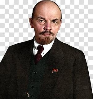 pria dalam mantel formal hitam, Mausoleum Vladimir Lenin Lenin Revolusi Rusia Uni Soviet Pemerintahan Sementara Rusia, Lenin png