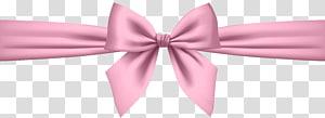 ilustrasi busur merah muda, Merah Muda, Busur Merah Muda Lembut png
